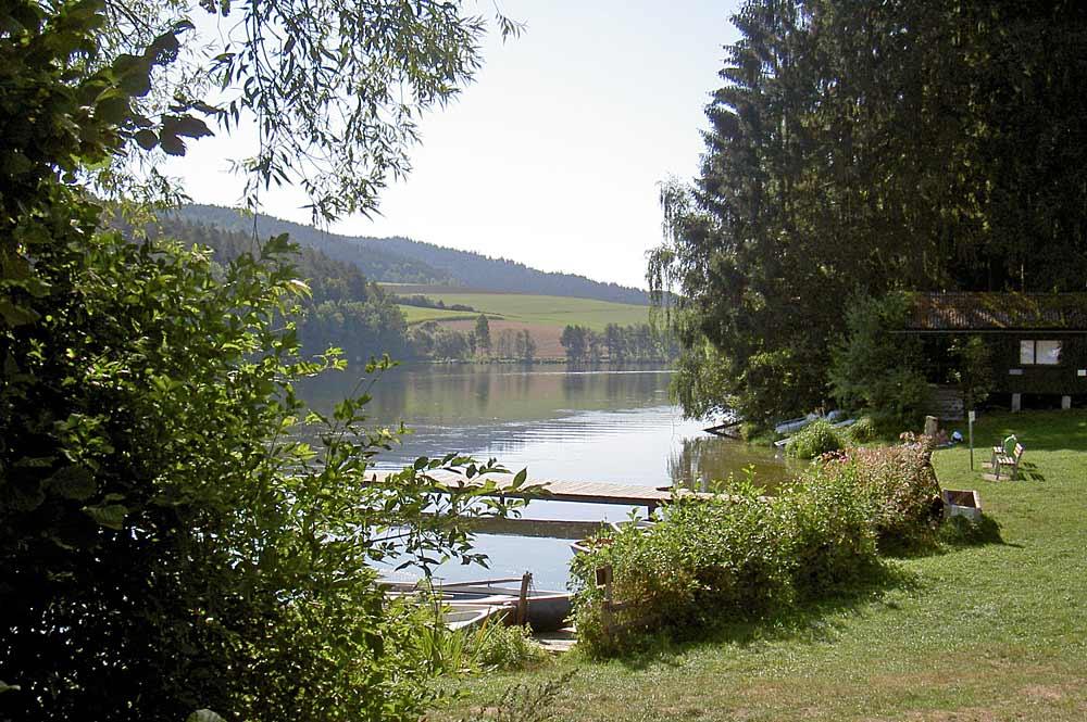 Blaibacher See bei Zandt