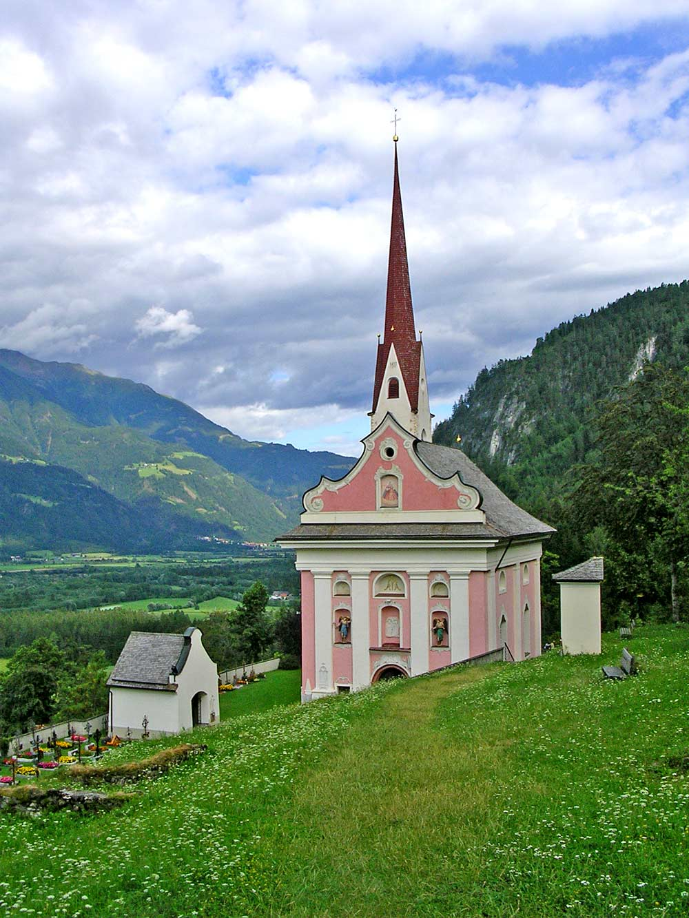 St. Ulrich auf dem Lavanter Kirchbichl
