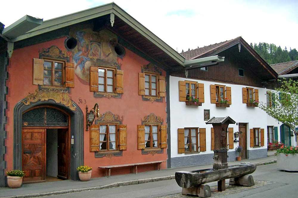Das Geigen- und Heimatmuseum Mittenwald