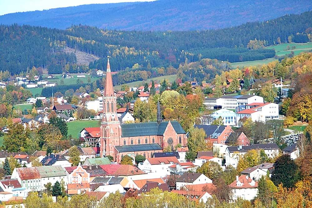 St. Nikolaus in Zwiesel