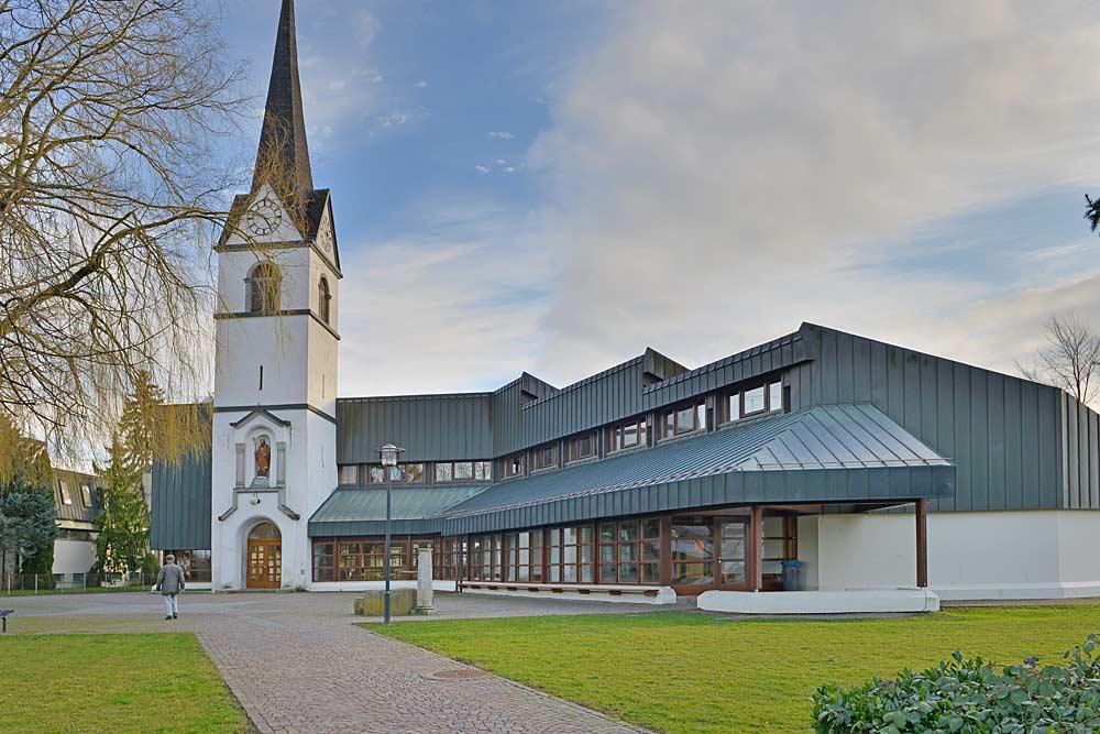 Pfarrkirche Hl. Nikolaus in Fußach