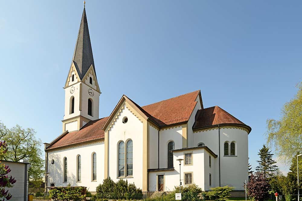 Pfarrkirche Hl. Georg in Lauterach