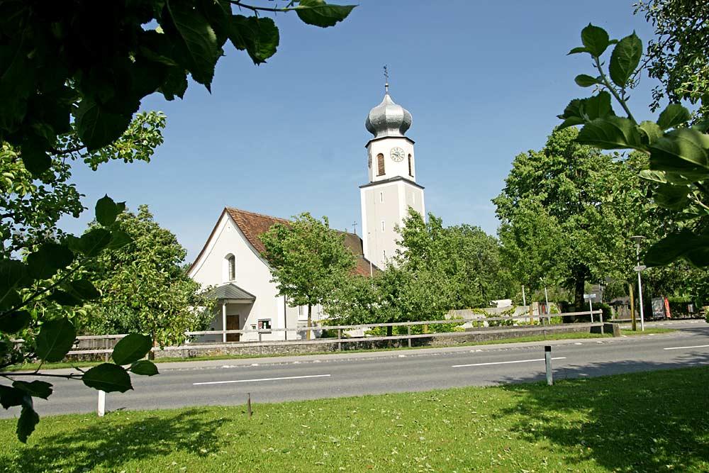Pfarrkirche St. Agatha in Meiningen