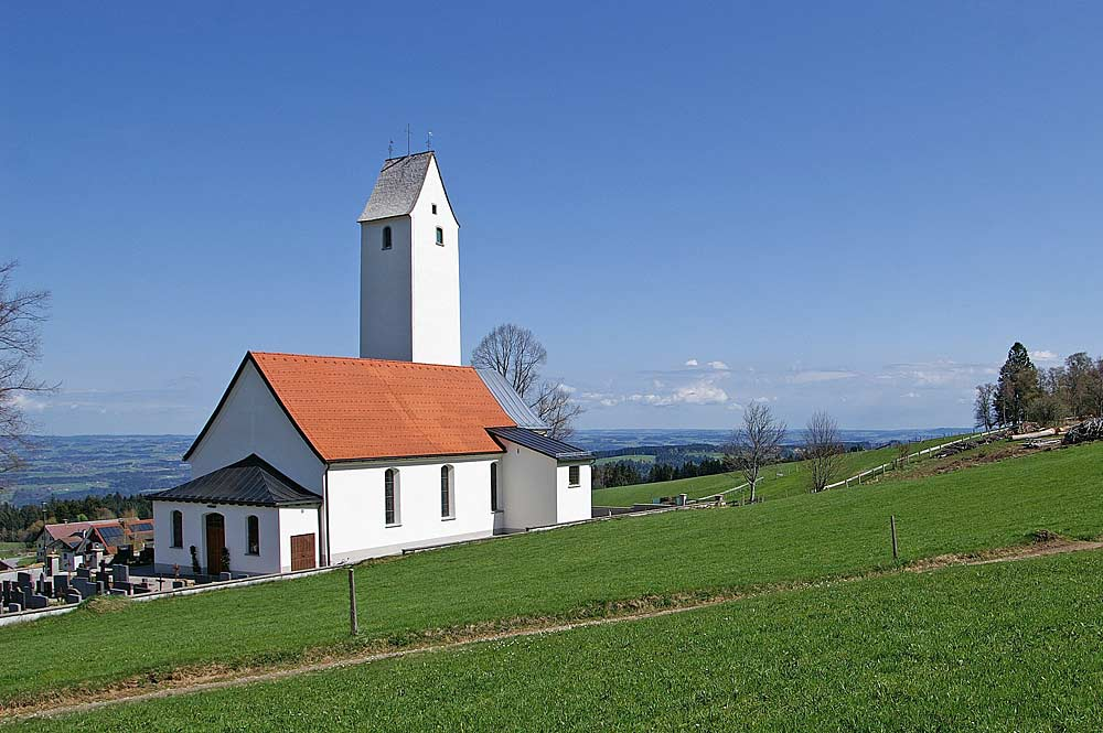 Pfarrkirche Hl. Ulrich in Möggers