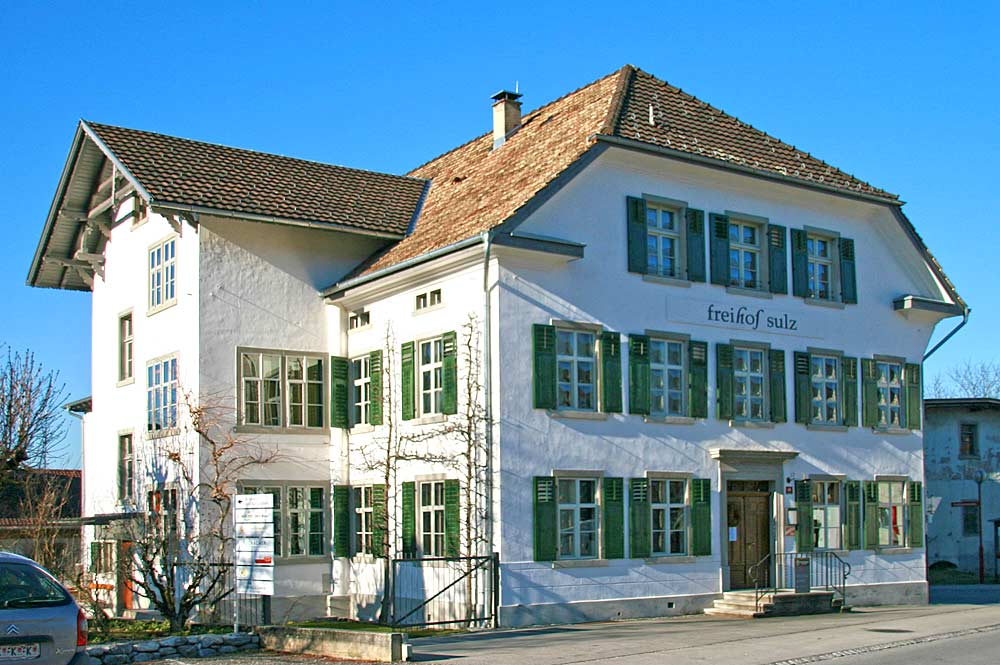 Freihof in Sulz