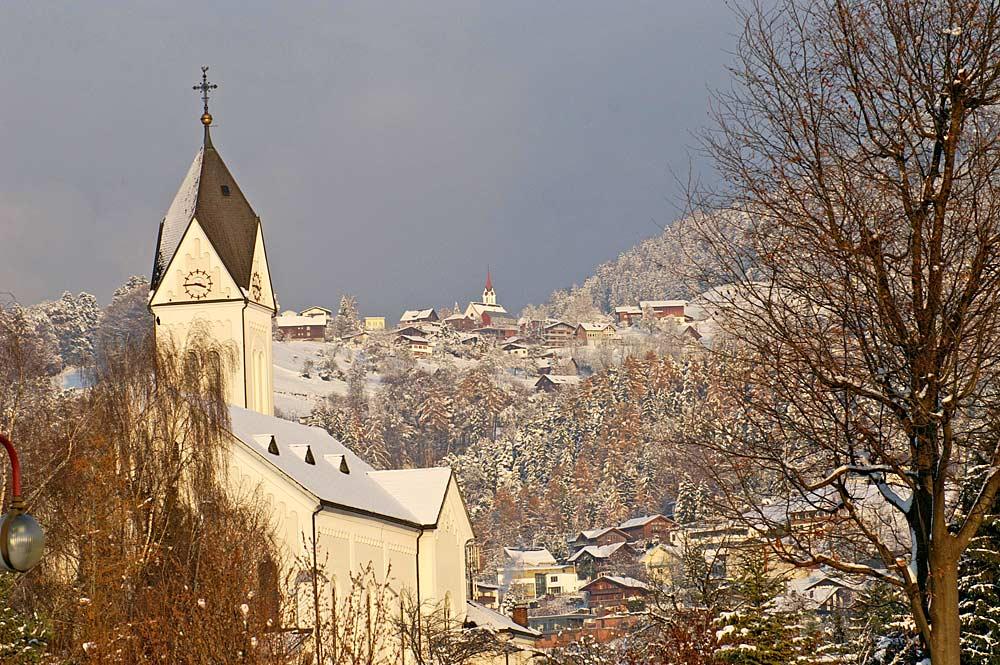 Pfarrkirche St. Georg in Sulz