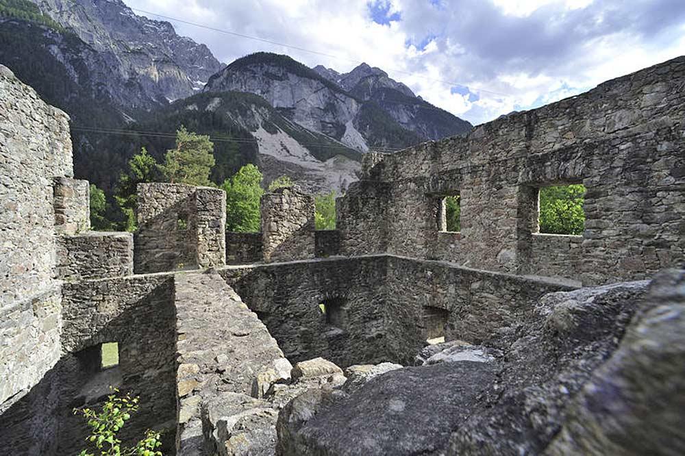 Burgruine Leisach