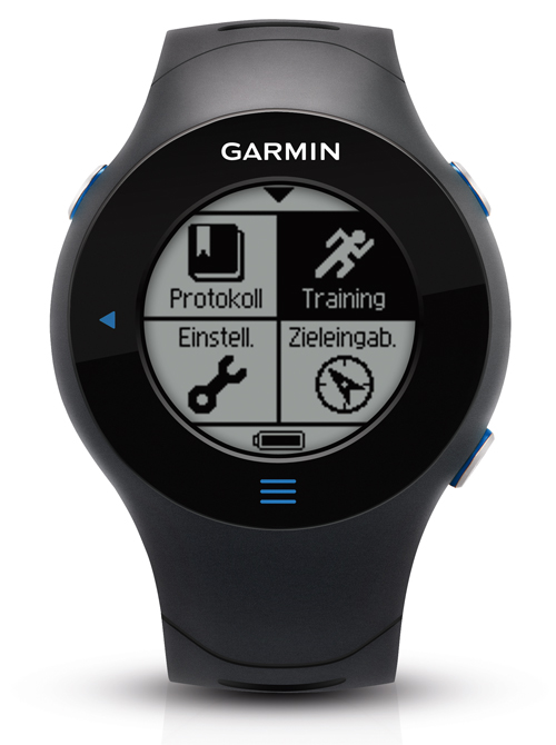 Gps sportuhr garmin forerunner 610 alpen for Trainee produktdesign