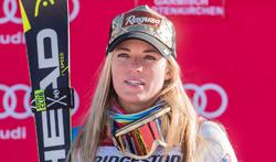 Skirennfahrerin Lara Gut