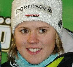 Skirennläuferin Viktoria Rebensburg