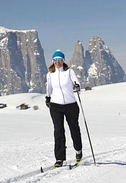 Nordic Ski Seiser Alm