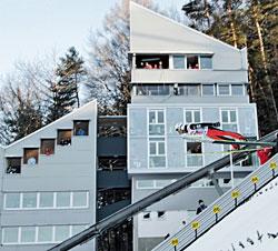 Sprungschanze Innsbruck