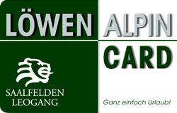 Löwen Alpin Card