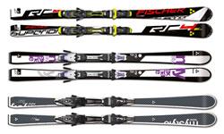 Skier von Fischer Sports GmbH