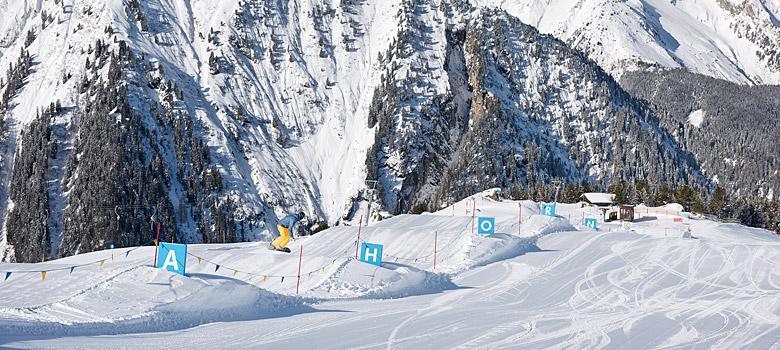 Funslope Ahorn in Mayrhofen