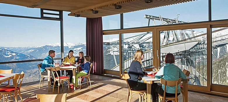 Café-Bistro Freiraum in Mayrhofen