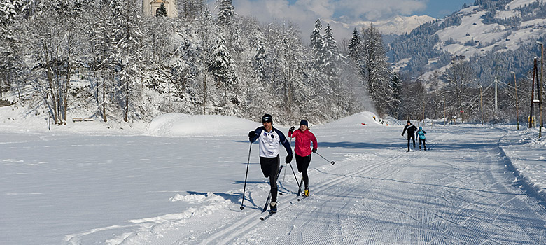 Langlaufen in Mayrhofen
