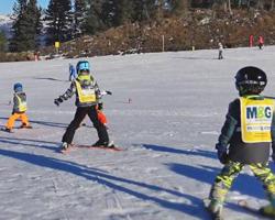 Skifahren für Kinder in Mayrhofen