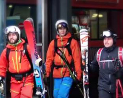 Perfekter Skitag in Mayrhofen
