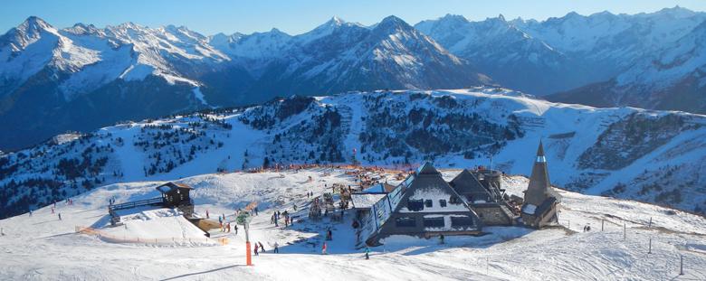 Schneekarhütte in Mayrhofen
