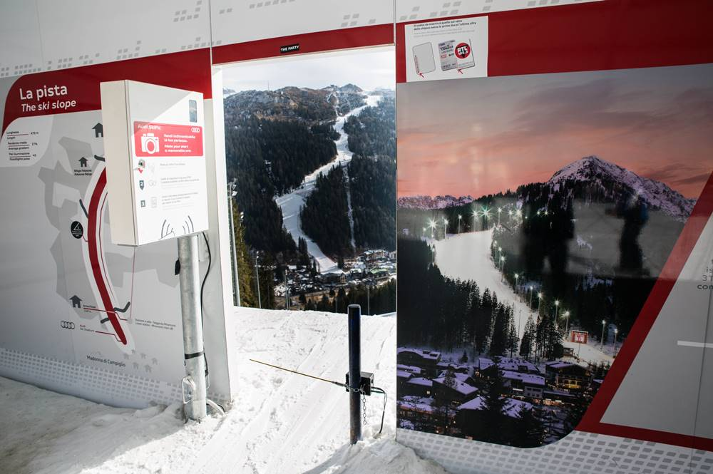 Audi FIS Weltcup-Rennen