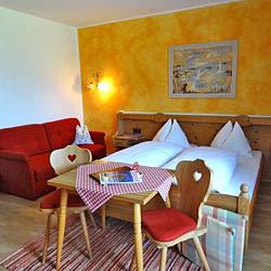 Komfortzimmer im Landhaus Zillertal