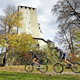 Radfahrer in Lienz