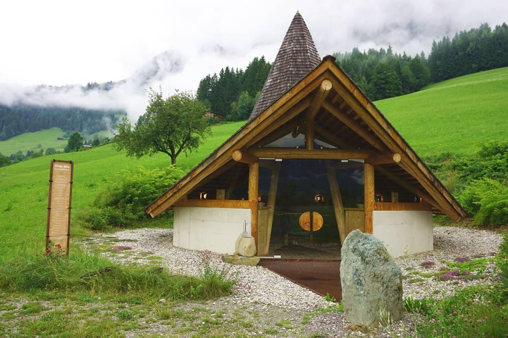 Ort der Stille in Alpbachtal