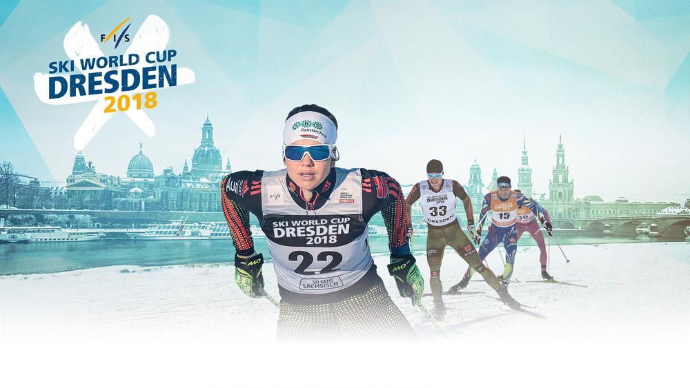 Ski World Cup in Dresden 2018