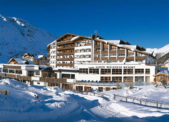 Alpen-Wellness Resort Hotel Hochfirst
