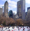 Winterzeit in New York