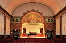 Auditorium der Wigmore Hall