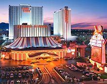 Circus Circus Hotel in Las Vegas