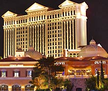 Caesars Palace in Las Vegas