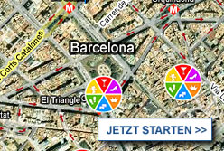 Stadtplan Barcelona starten