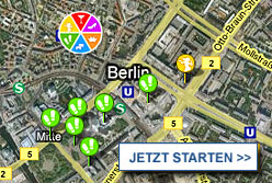Stadtplan Berlin starten