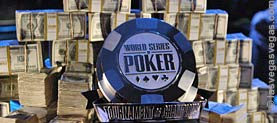 World Series of Poker in Las Vegas 2012
