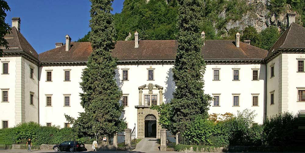 Renaissancebau Palast Hohenems