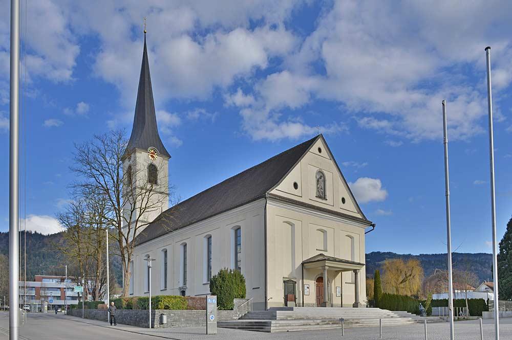 Pfarrkirche St. Martin in Hörbranz