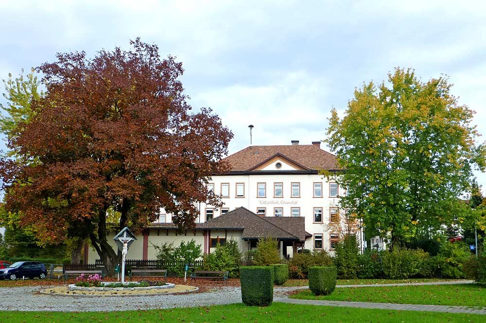 Bärenpark in der Gemeinde Lustenau