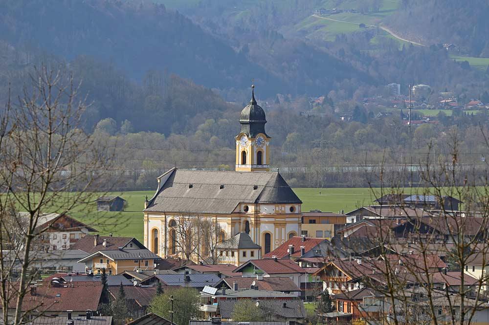 Pfarrkirche Mariä Himmelfahrt in Ebbs