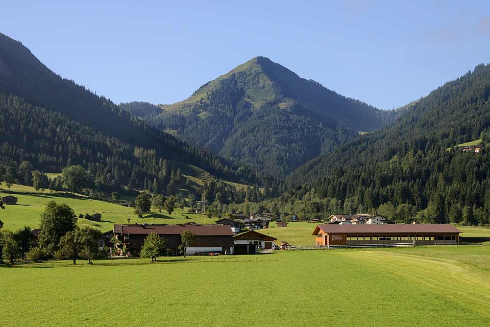 Gampenkogel bei Kirchberg in Tirol