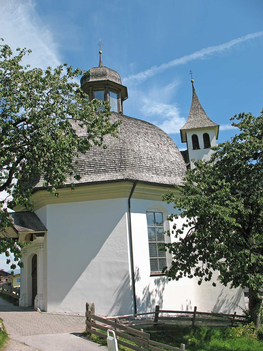 Kapelle Hl. Antonius in Oberau