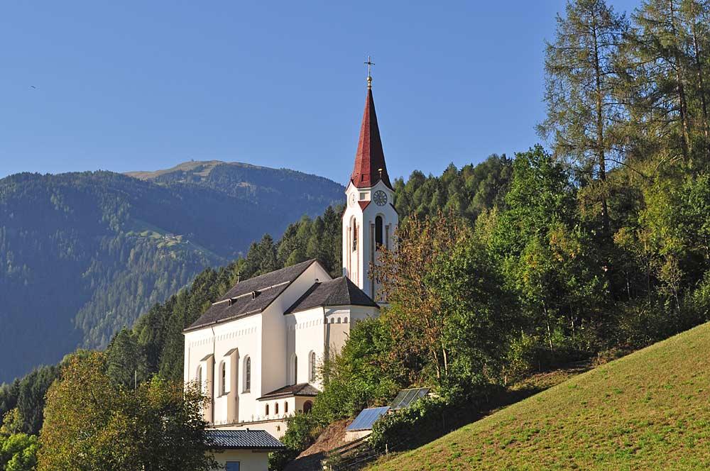 Katholische Pfarrkirche St. Martin in Dölsach
