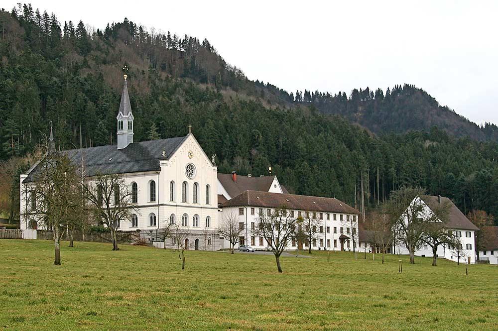 Zisterzienserinnenabtei Mariastern-Gwiggen in Hohenweiler