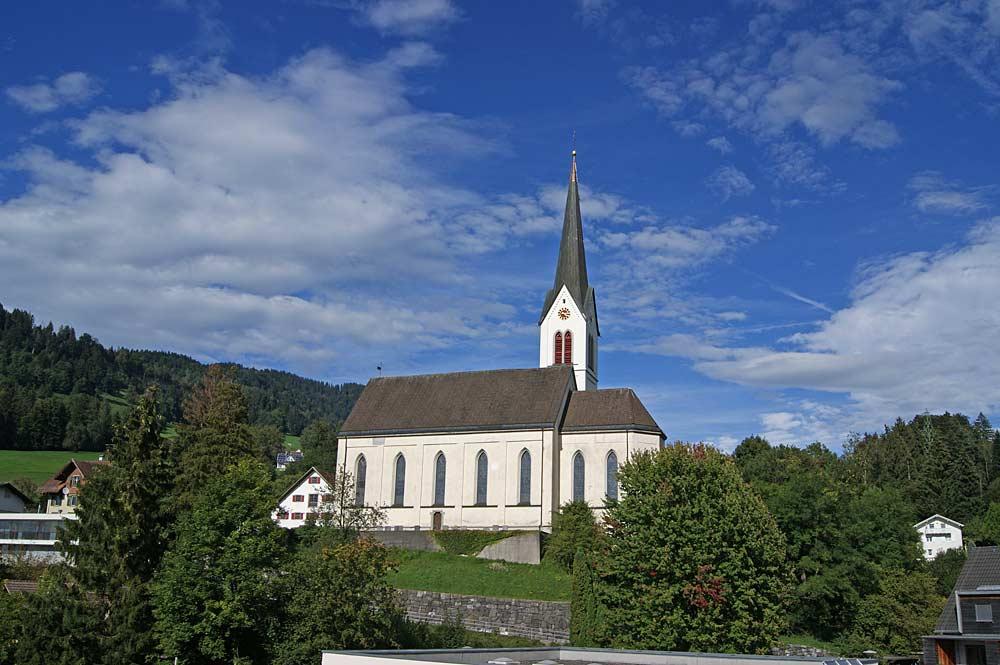Pfarrkirche St. Josef in Kennelbach