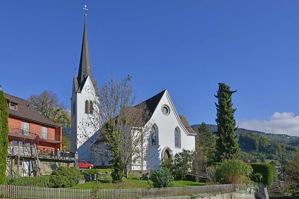 Pfarrkirche zur Heiligen Agnes in Klaus