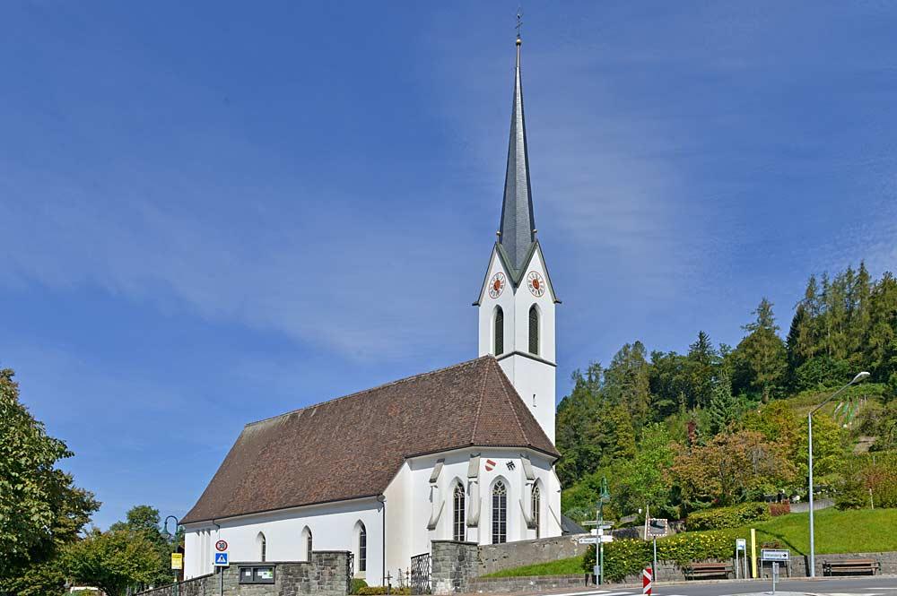 Pfarrkirche St. Martin in Röthis