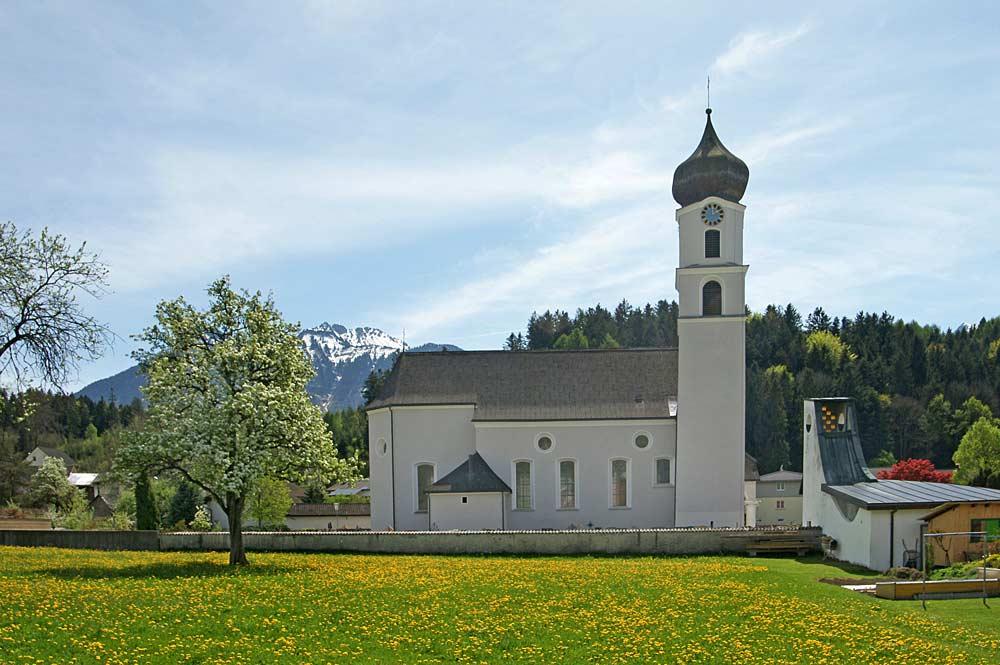 Pfarrkirche Unsere Liebe Frau Unbefleckte Empfängnis in Schlins