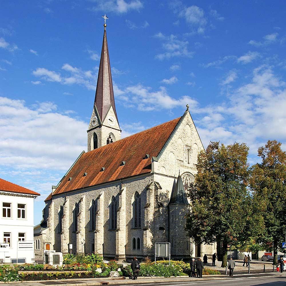 Pfarrkirche St. Sebastian in Schwarzach